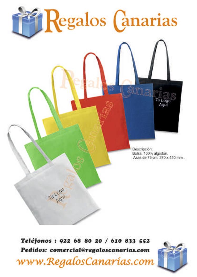 bolsas, adgodón, personalizadas, regalos, merchandising, publicidad, marketing, tenerife,canarias