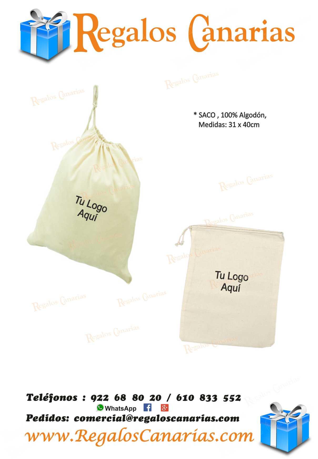 bolsas, algodón, personalizados, regalos, merchandising, publicidad, marketing, tenerife,canarias