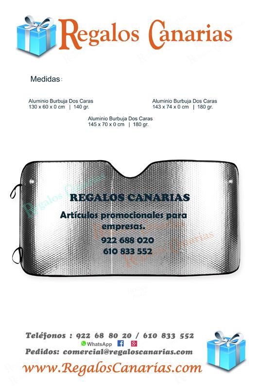 PARASOLES PERSONALIZADOS CANARIAS
