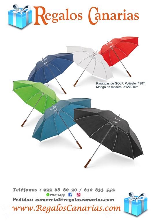 paraguas,publicidad,canarias,tenerife,merchandising